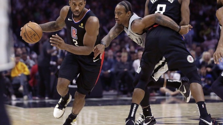 NBA: Výhre LA Clippers pomohol Leonard, dosiahol maximum
