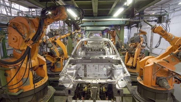 Zastúpenie robotov v slovenskom priemysle narástlo o 22 percent