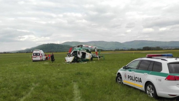 Po dvoch rokoch prelomili mlčanie v prípade pádu vrtuľníka