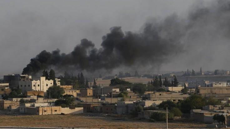 V sýrskom meste, ktoré kontrolujú Turci, vybuchla bomba