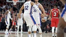 NBA: Po dráme vyhrala nad Portlandom Philadelphia, Toronto prehralo
