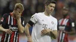Bayern sa výsledkovo trápi, utrpel najvyššiu prehru za desať rokov