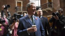 Farage kandidovať nebude, zmluvu s Bruselom považuje za škodlivú