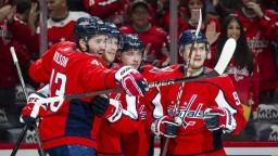 NHL: Capitals vďaka hetriku Vránu zdolali Calgary, Slováci nehrali