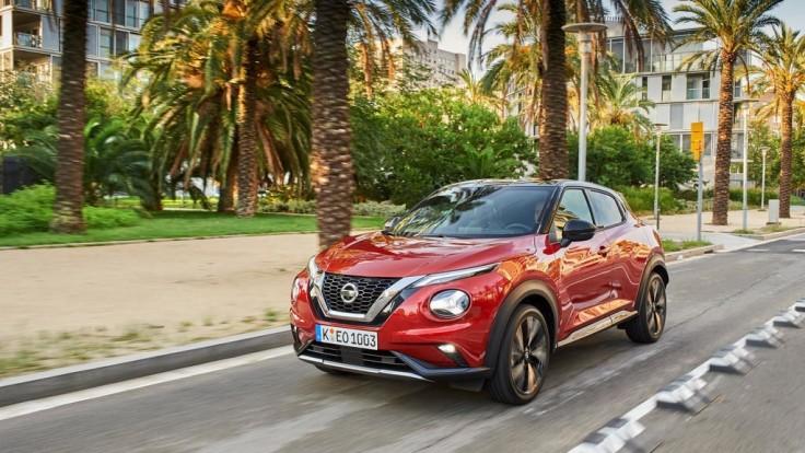 Nový Nissan Juke zaujme špičkovým interiérom a podvozkom