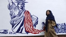 Smrť Amerike, skandoval dav pri demonštrácii v Teheráne