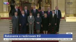 Danko vidí dva štáty, ktoré majú byť medzi prvými v rozširovaní EÚ
