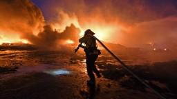Za požiare môžu klimatické zmeny. Je to nový štandard, tvrdia experti