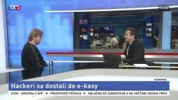 HOSŤ V ŠTÚDIU: P. Lupták o hacknutí eKasy