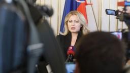 Prezidentka vracia 50-dňový zákaz prieskumov späť parlamentu