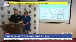 TB L. Wittenbergerovej a L. Hannikera o napadnutí systému eKasa