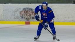 Liška sa pripojil k hokejovému výberu, s tímom chce vyhrávať