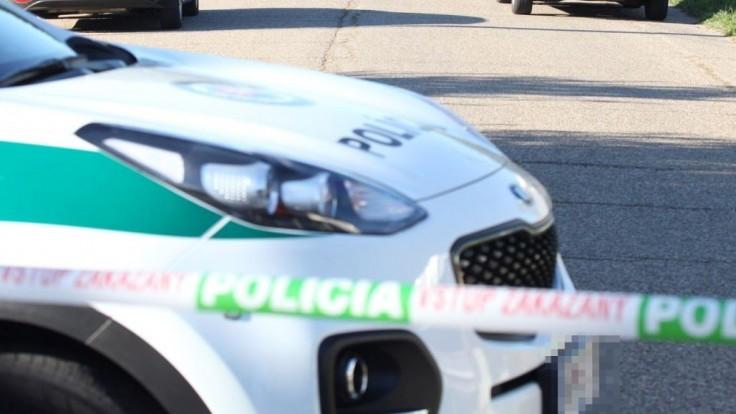 Niekto podpálil dvere bytu v Trnave, chlapec skončil v nemocnici