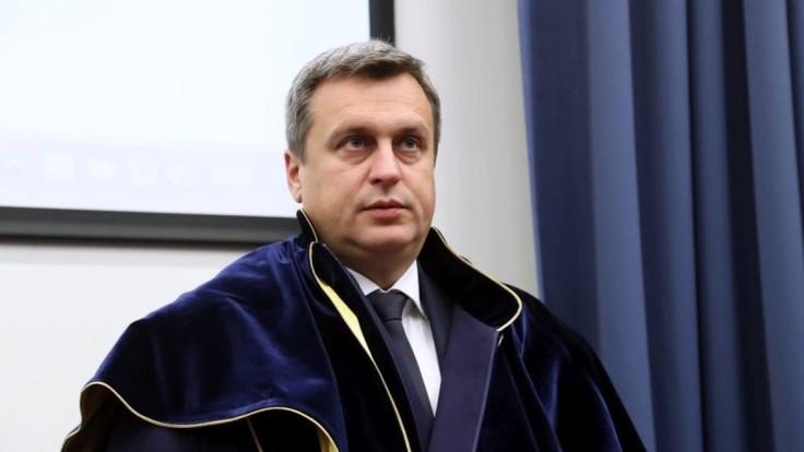 Danko dostal na prestížnej ruskej univerzite čestný doktorát