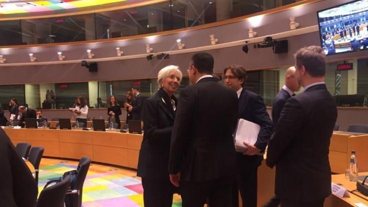 Dobudovanie bankovej únie treba urýchliť, zhodli sa v Euroskupine