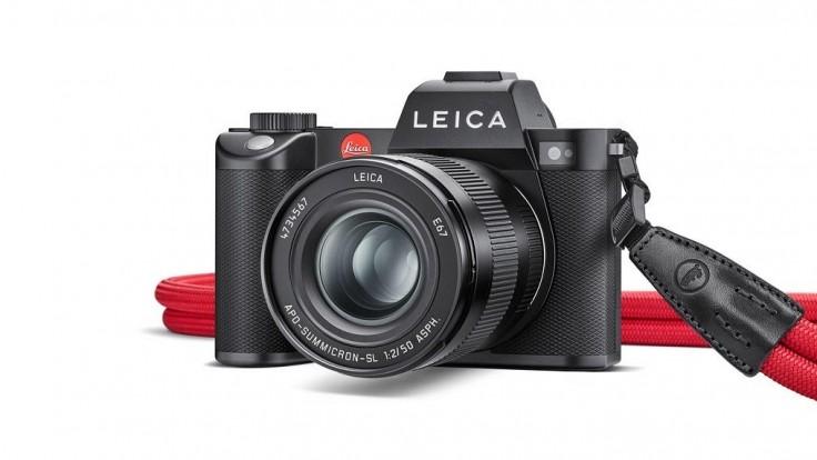 Nový full-frame fotoaparát Leica SL2 to poriadne rozbalil