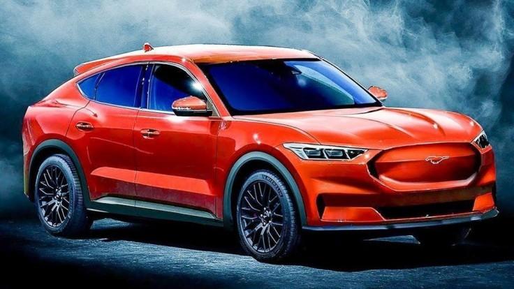 Prvý elektrický crossover Ford odhalia o týždeň