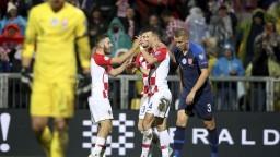 Zmena strán otočila aj skóre, náskok s Chorvátmi sme neudržali