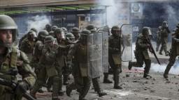 Protesty v Čile spôsobili miliardové škody, kedy príde chcená zmena?