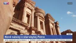 Väčšina mesta nebola ešte odhalená, vedci našli nové nálezy v Petre