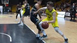 Basketbalisti Interu majú šancu na postup v Európskom pohári