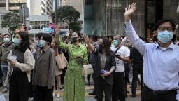 USA chcú chrániť ľudské práva v Hongkongu, schválili zákony
