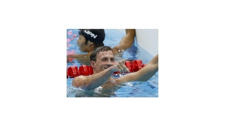 Svetový rekord Číňanky Š´wen Je, Phelps bez medaily