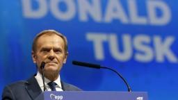 Tusk obsadí novú stoličku, zvolili ho za lídra európskych ľudovcov