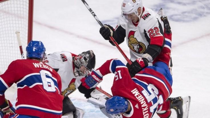 NHL: Tatar a Pánik bez bodu, nedarilo sa ani ich tímom