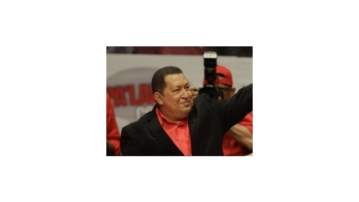 Chávez oslávil 58. narodeniny, pokračuje v kampani