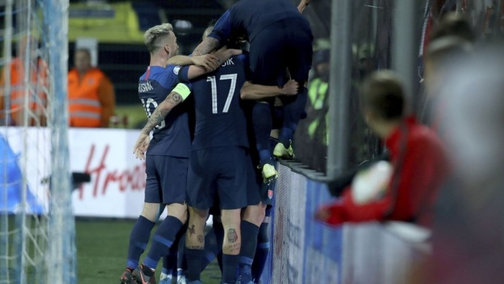 Ak Slováci porazia Írov, nastúpia vo finále play-off na pôde súpera