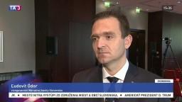 Viceguvernér NBS Ľ. Ódor o možnostiach zlepšenia hospodárenia