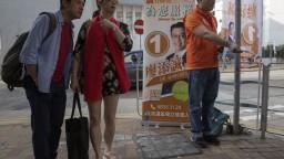 Hongkong sa pripravuje na voľby. Aktivisti vidia nádej na zlepšenie