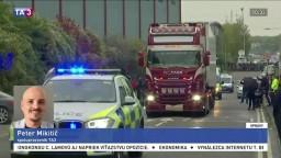 Spolupracovník TA3 P. Mikitič o súde vodiča kamiónu s migrantmi