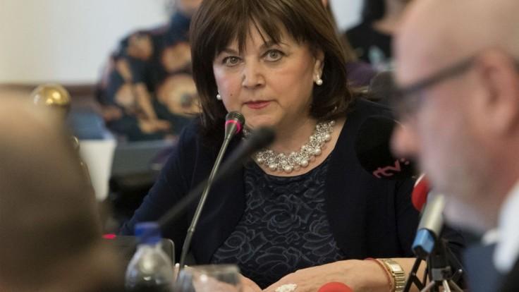 Na justíciu útočia, tvrdila na vypočúvaní kandidátka na šéfku NS