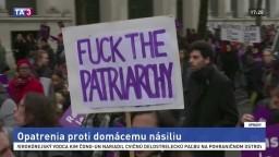 Francúzsko chce viac bojovať proti domácemu násiliu na ženách