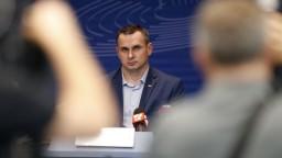 Neverte Putinovi, vyzval Sencov pri preberaní Sacharovovej ceny
