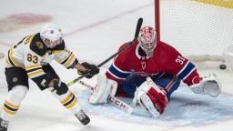NHL: Boston prevalcoval Montreal, Chára asistoval Pastrňákovi