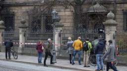 V. Bellová o vyšetrovaní krádeže v Drážďanoch