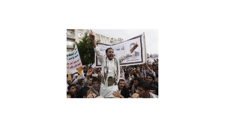 Kmeňoví bojovníci obsadili jemenské ministerstvo vnútra