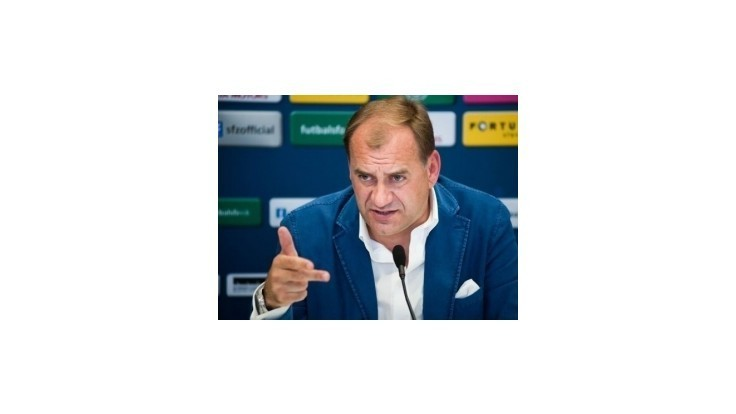 Weiss st. skončil na poste trénera Slovana Bratislava