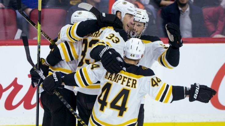 NHL: Chára strelil víťazný gól Bostonu, presadil sa aj Pánik