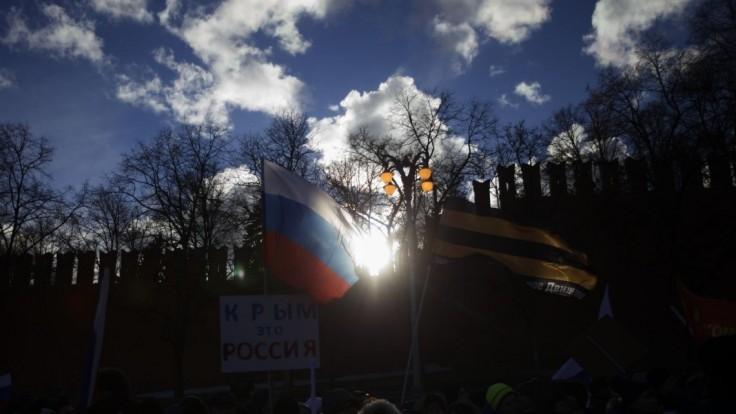 Krym je ruský, začal ukazovať Apple. Ukrajina sa hnevá