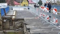 Poškodený most uzavreli, jeho rekonštrukcia je v nedohľadne