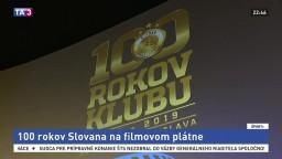 Uviedli unikátny film o Slovane. Klub žne úspechy už 100 rokov