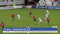 Ružomberok ukončil sériu bez prehry, predohrávka patrila Spartaku