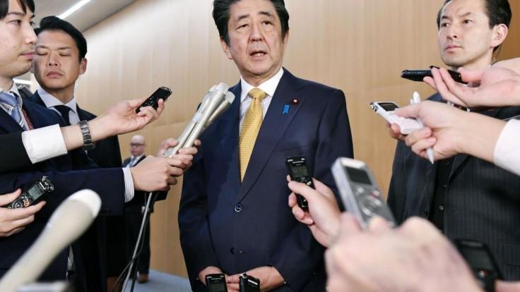 Môže vidieť raketu pod nosom, varuje KĽDR japonského premiéra