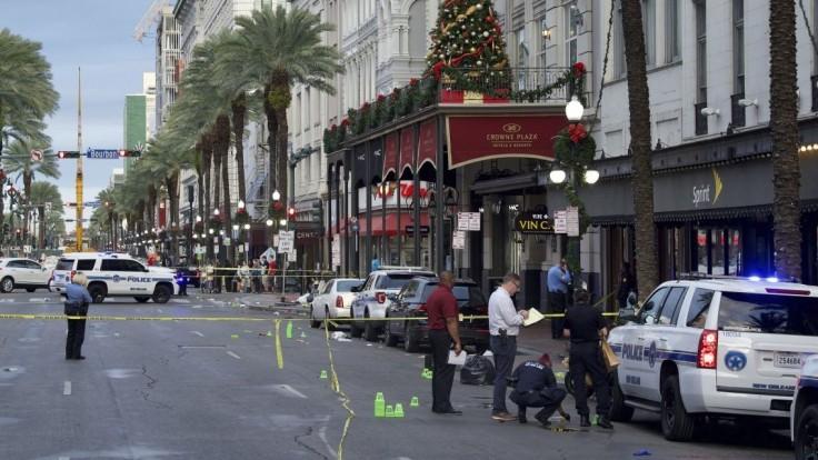 Po streľbe v známej French Quarter hlásia aj kriticky zranených