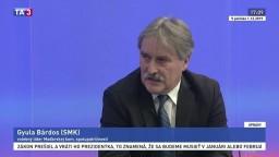 Bugár nehovorí pravdu, tvrdí o stroskotanej spolupráci Bárdos