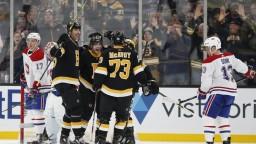 NHL: Boston s Chárom zdolal Montreal, Dallas neuspel v nájazdoch